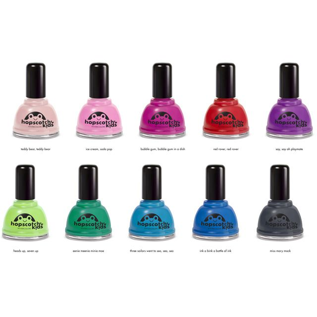 $63.45 Hopscotch Kids Nail Polish - Party Pack | FOR TAYLOR ...