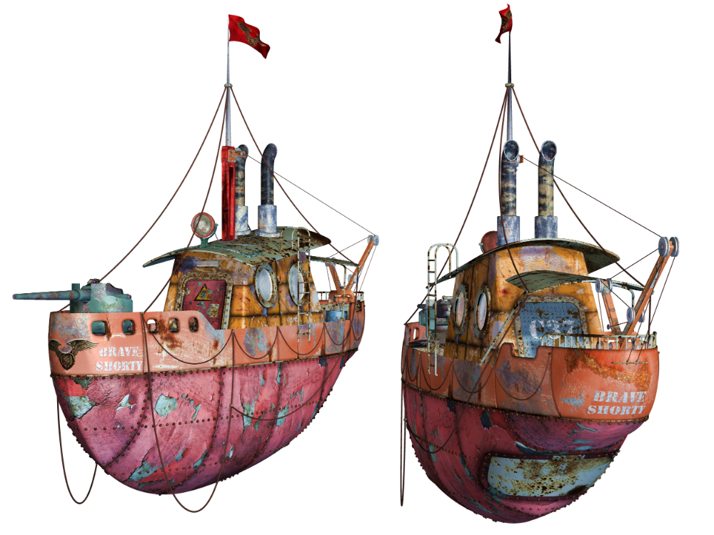 Fishing Cartoon 2500 1875 Transprent Png Free Download Watercraft Manila Galleon Caravel Cleanpng Kisspng In 2020 Steampunk Ship Boat Art Boat Drawing
