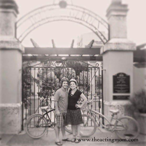 Going on a bike tour with BeFly Bike Tours #theactingmom