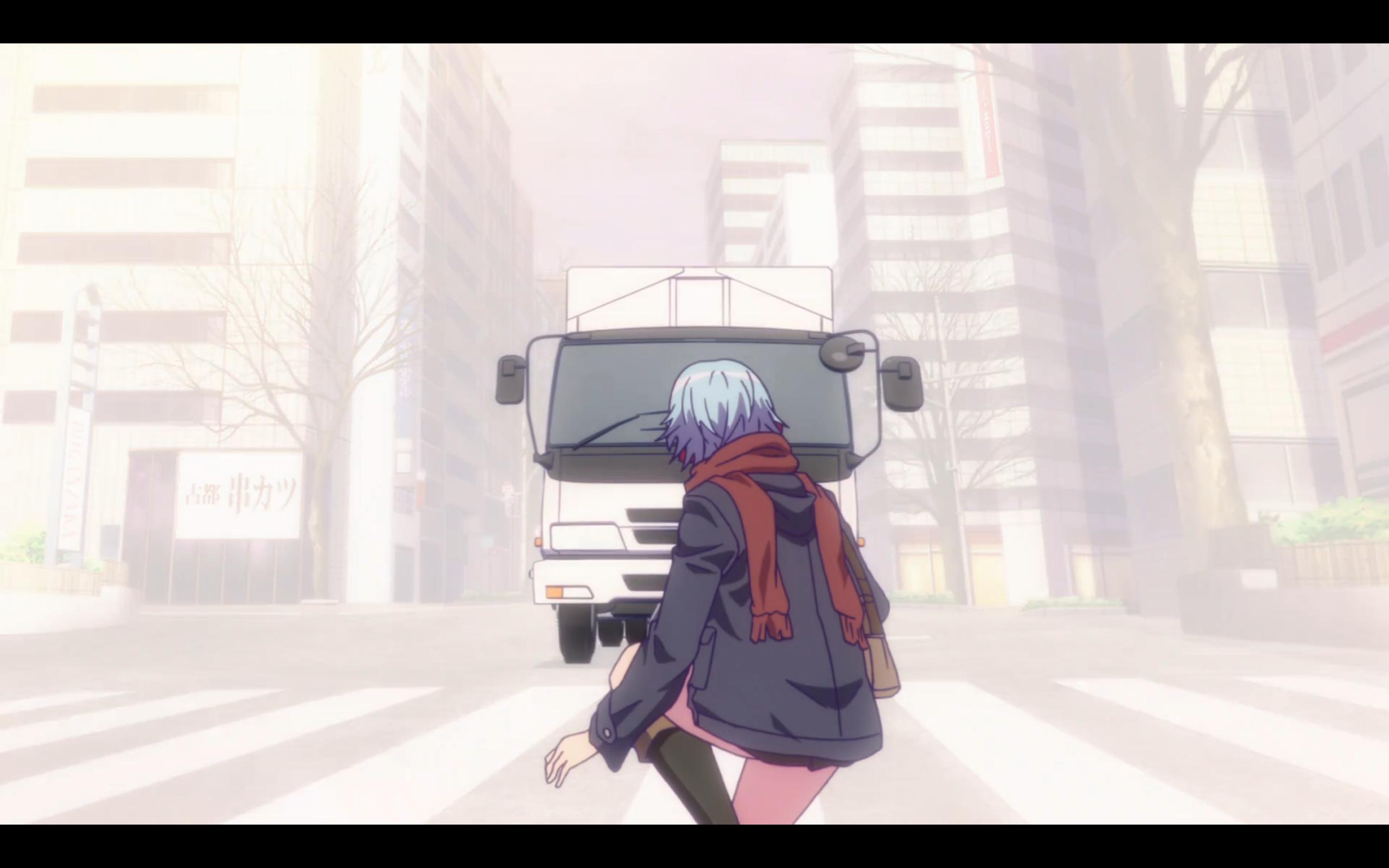 Fuuka mangaka Kouji Seo talks about the change in the anime for the infamous truck scene (SPOILER WARNING) - http://sgcafe.com/2017/03/fuuka-mangaka-kouji-seo-talks-change-anime-infamous-truck-scene-spoiler-warning/