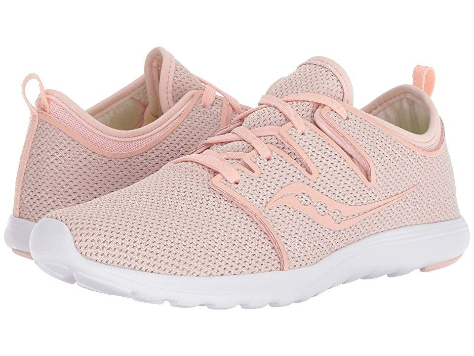 e5d1a7d76b37 Saucony Eros Lace (Pink) Women s Shoes. Elevate your run in the minimal  Saucony