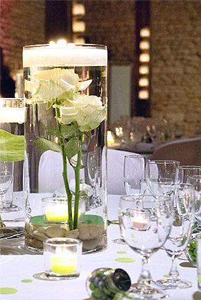 Vase verre droit cylindrique Géant contemporain Décorez votre