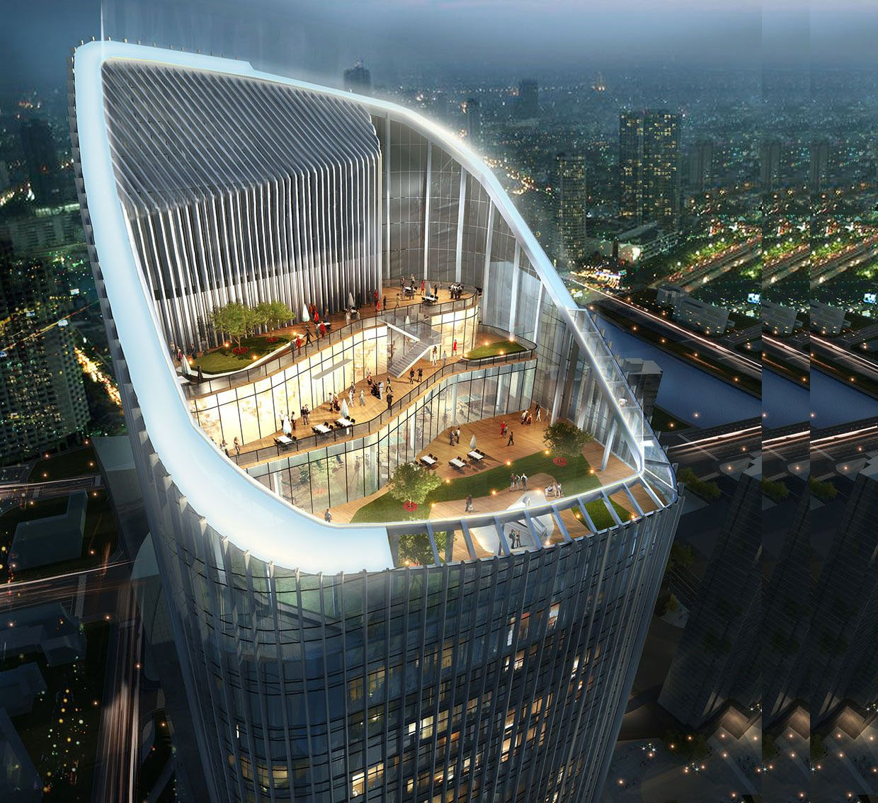 Architecture Future: Benoy ☮k☮ #architecture. Interesting That In The Future We