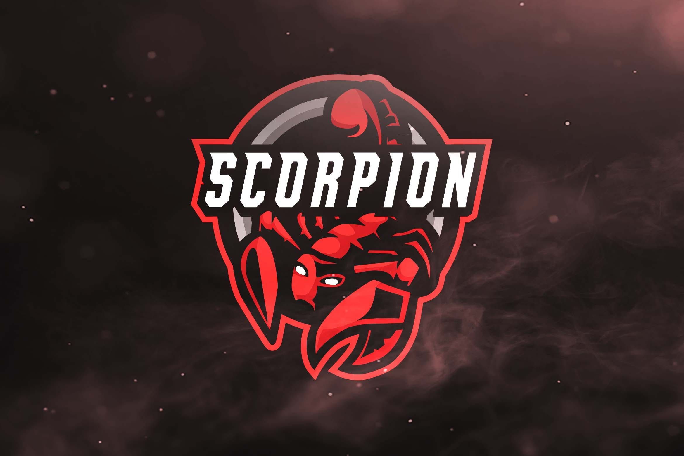 Scorpion Sport And Esports Logos Logo Logos Sport Sports Esport Esports Game Gaming Template Templates De Esports Logo Templates Graphic