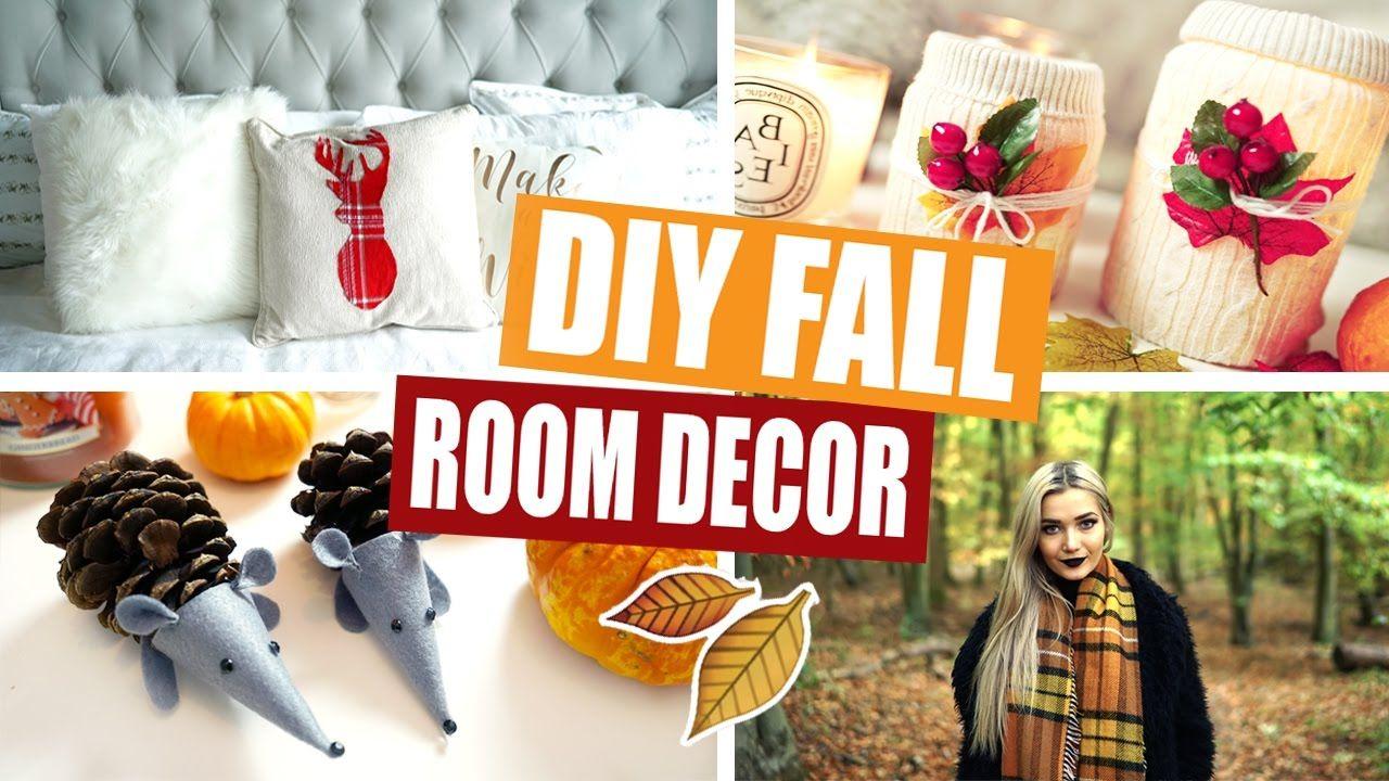 Diy Tumblr Fall Autumn Room Decor Hecho A Mano