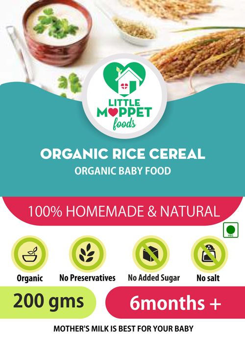 How to make rice cereal porridge for babies porridge recipes for how to make rice cereal porridge for babies ccuart Images