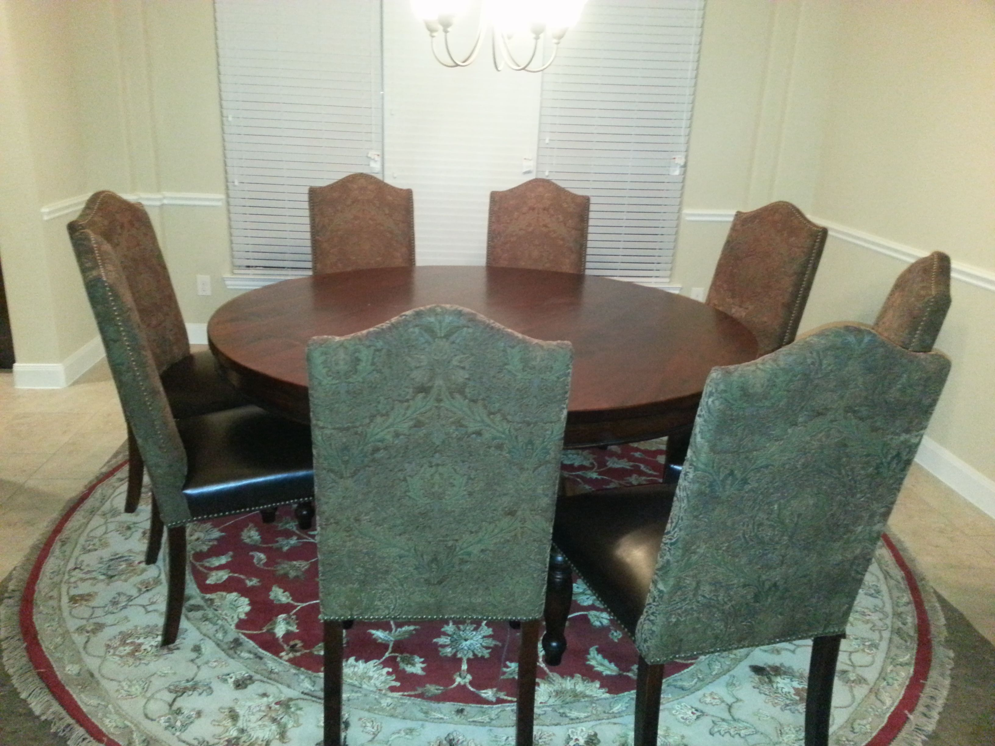 Elegant HOME TRENDS AND DESIGN BARCELONA GREEN DINING CHAIRS Houston TX | Gallery  Furniture |