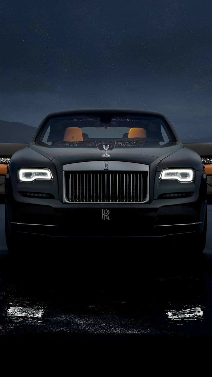 The Black King Rolls Royce With White Light In 2020 Luxury Cars Rolls Royce Rolls Royce Cars Rolls Royce Wallpaper