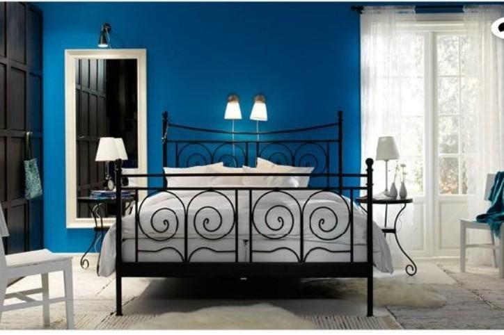 Idee per scegliere i colori della camera da letto idee - Colori da parete ...