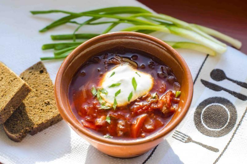супы без мяса рецепты с фото пошагово юную