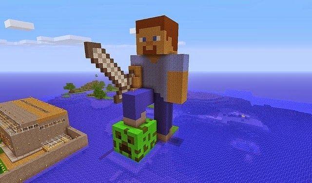 Dibujos Y Caricaturas Minecraft