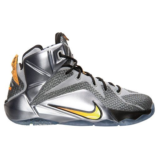 Kids' Grade School Nike LeBron 12 Basketball Shoes size 5