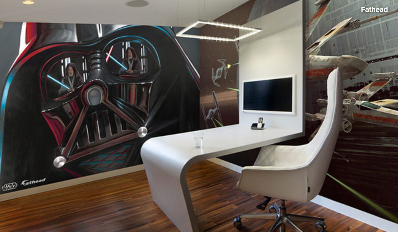 May The 4th Be With You Star Wars Decor For Office Star Wars