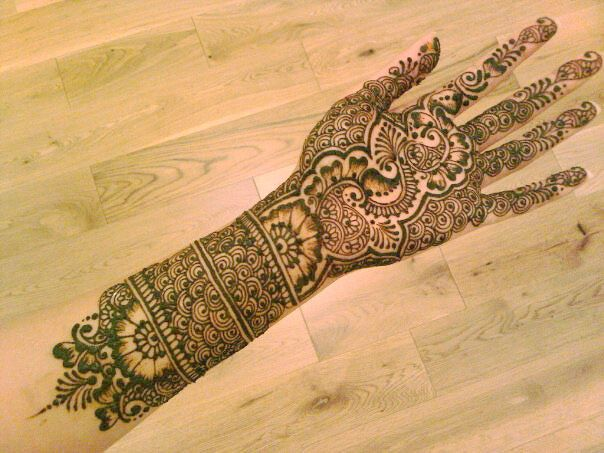Mehndi Design For Bridal Collection : Mehndi designs for bridal mehendi