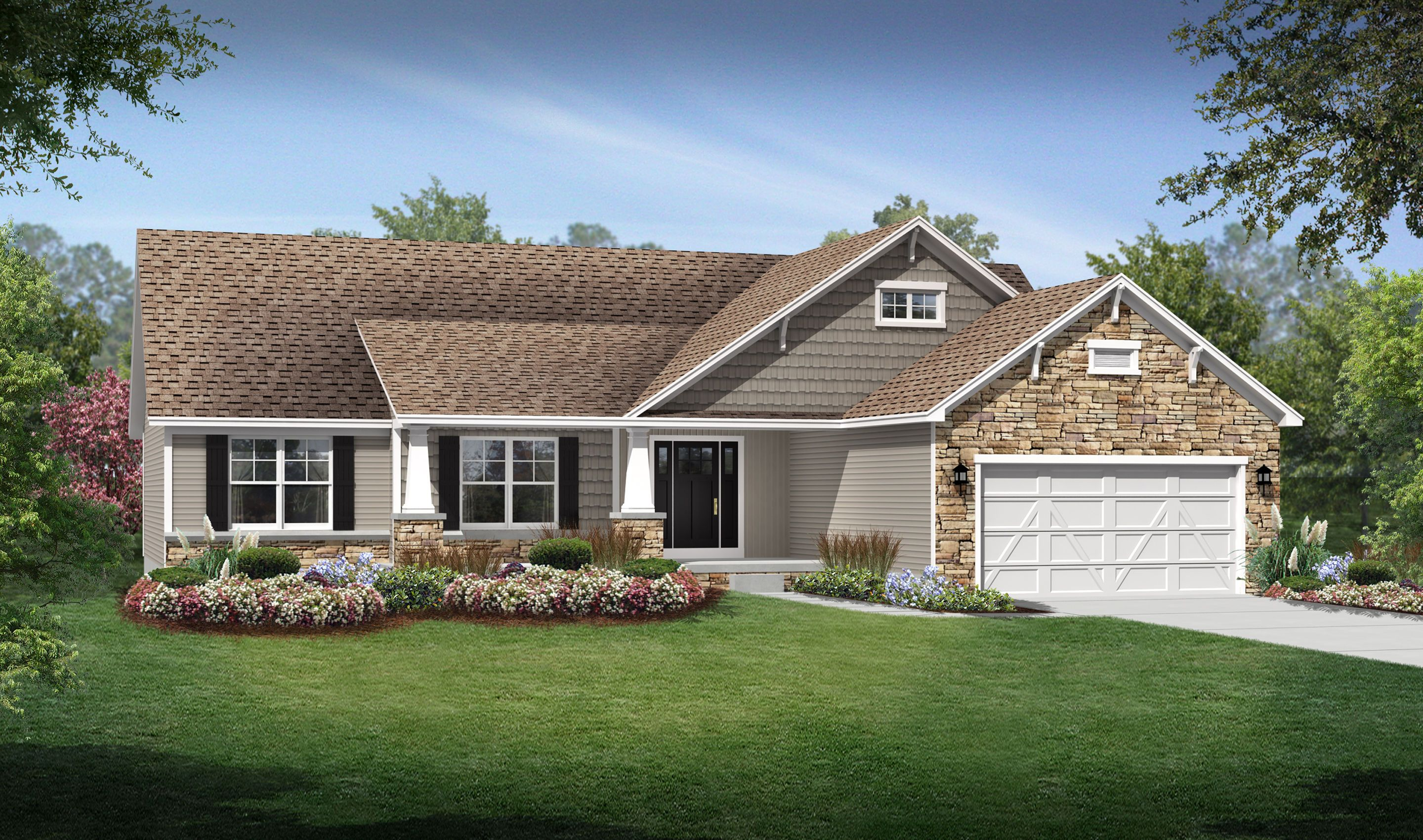 K Hovnanian Home Designs Part - 43: House · Concord By K Hovnanian Homes Love This Ranch Design