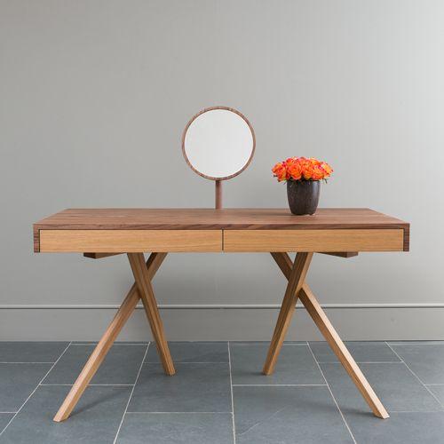 Legs Crossed Dressing Table