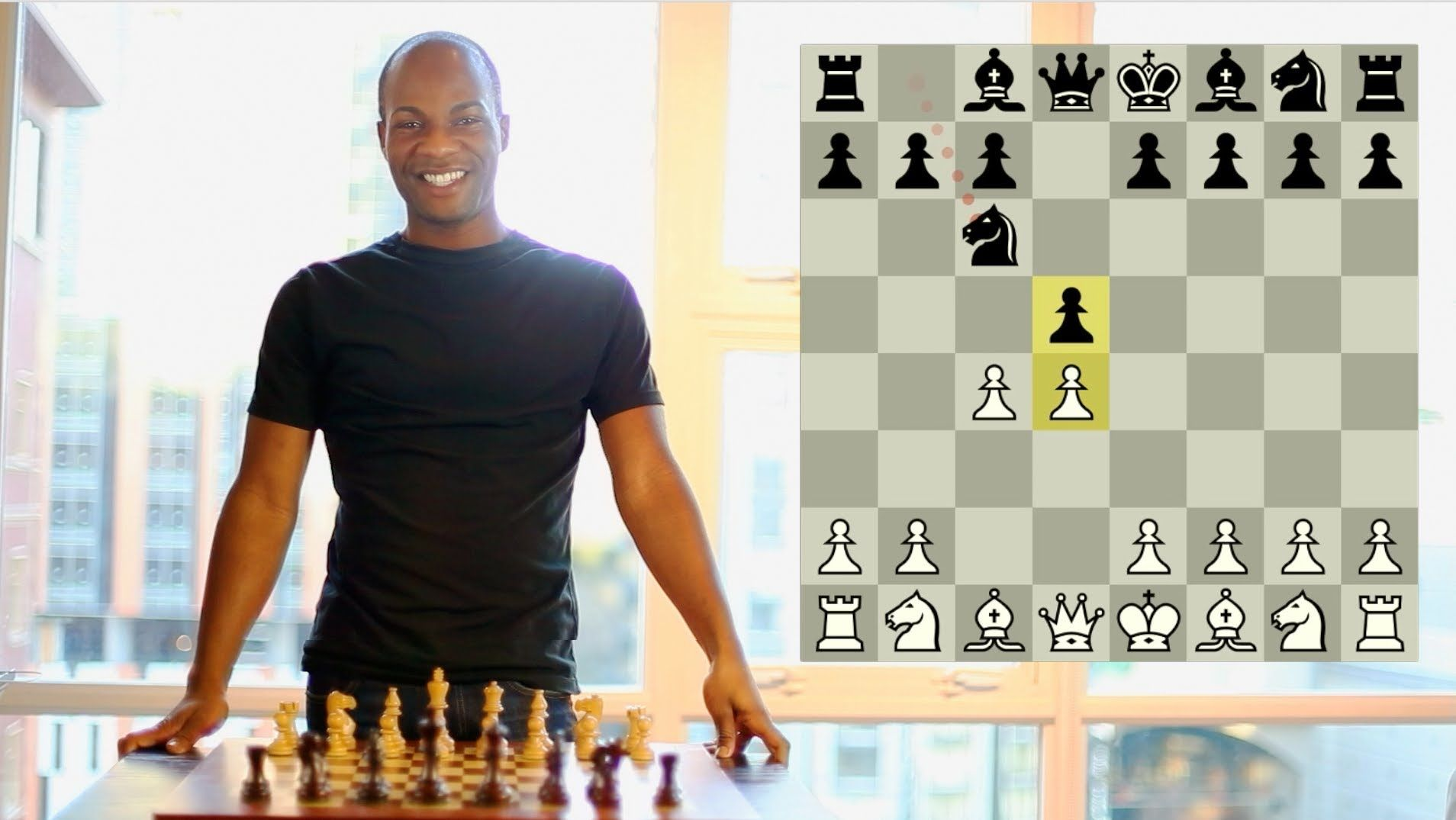 Chess Openings Chigorin Defence Defence Chess Scandinavian