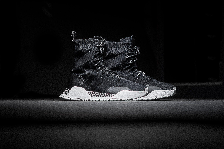 Adidas F 1.3 Primeknit Boots - Core Black via Politics.  f954a3067