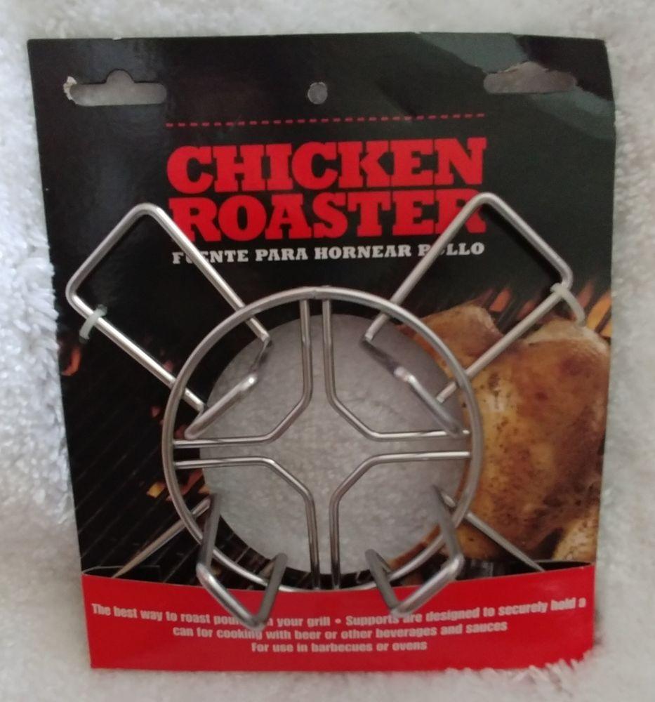 Chicken Roaster Outdoor BBQ Grill