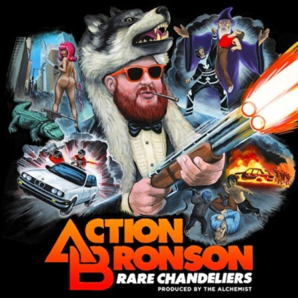 Action Bronson album covers - Google Search | Album Cover Artwork ...