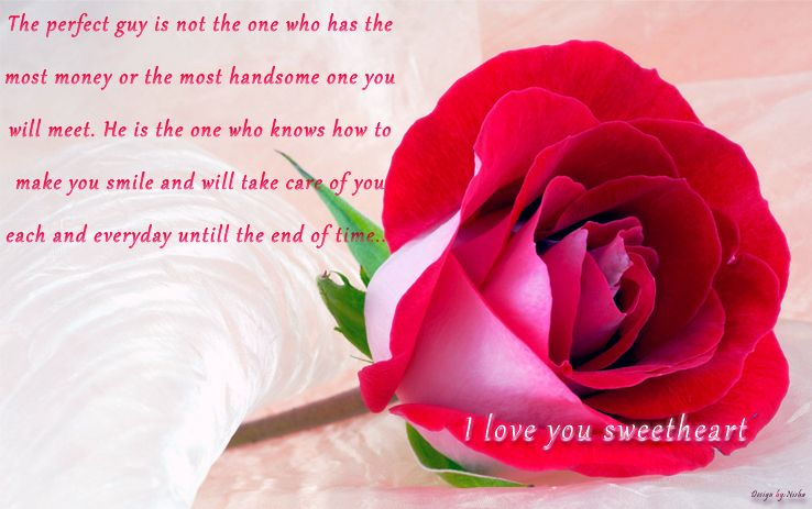 The red rose is for LOVE   Betty York   Pinterest