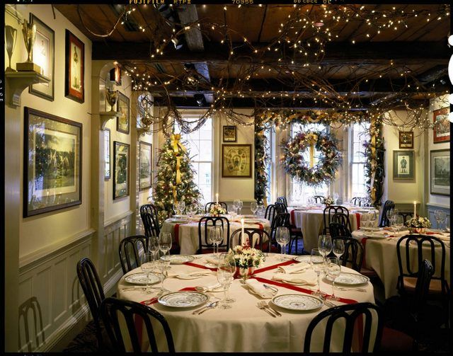 pub christmas decorations google search