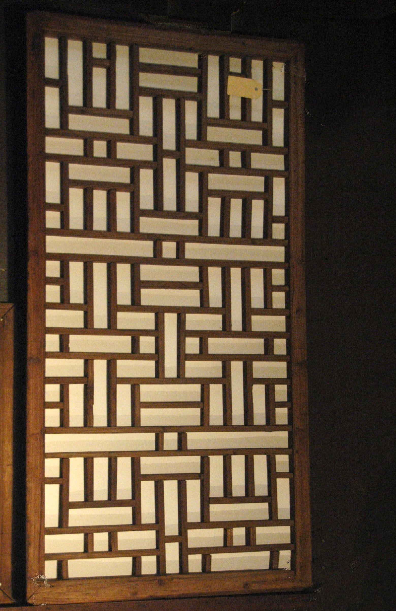 Lattice Wooden Screen Lattice Design Wooden Screen Door