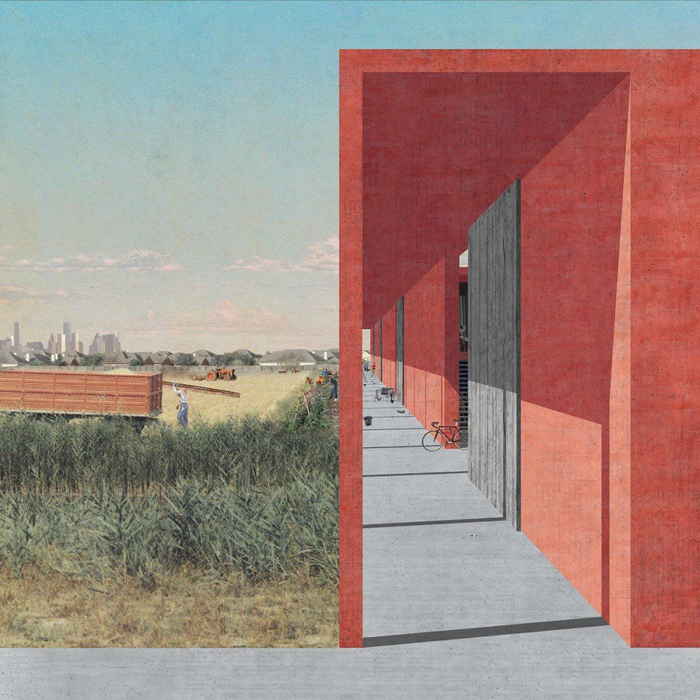 Advanced Design Studio: Aureli | Yale School of Architecture | color ...