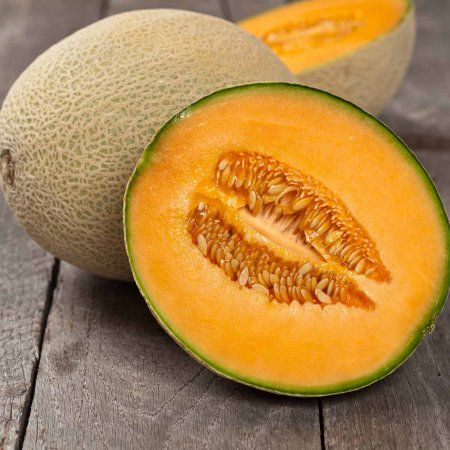 Cantaloupe Melon Garden Seeds - Imperial 45 - 4 Oz - Non-GMO, Heirloom, Vegetable Gardening Seeds - Fruit - Walmart.com