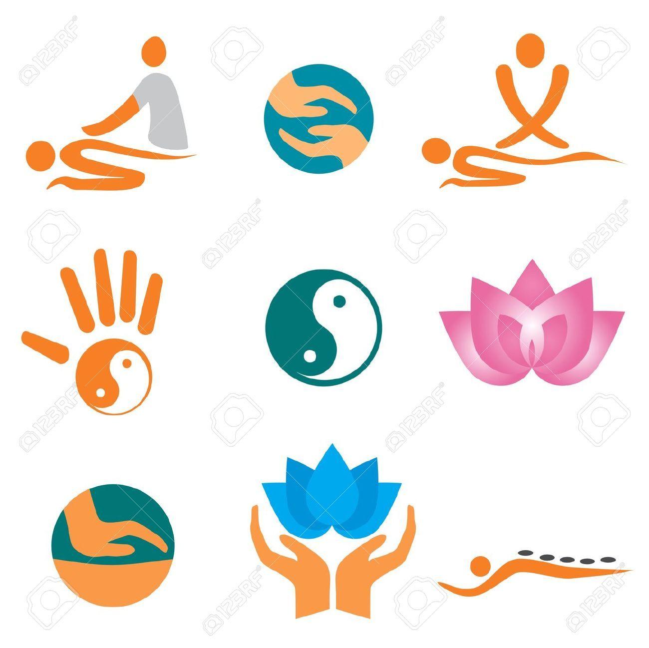 Rezultat iskanja slik za shiatsu massage symbol Massage