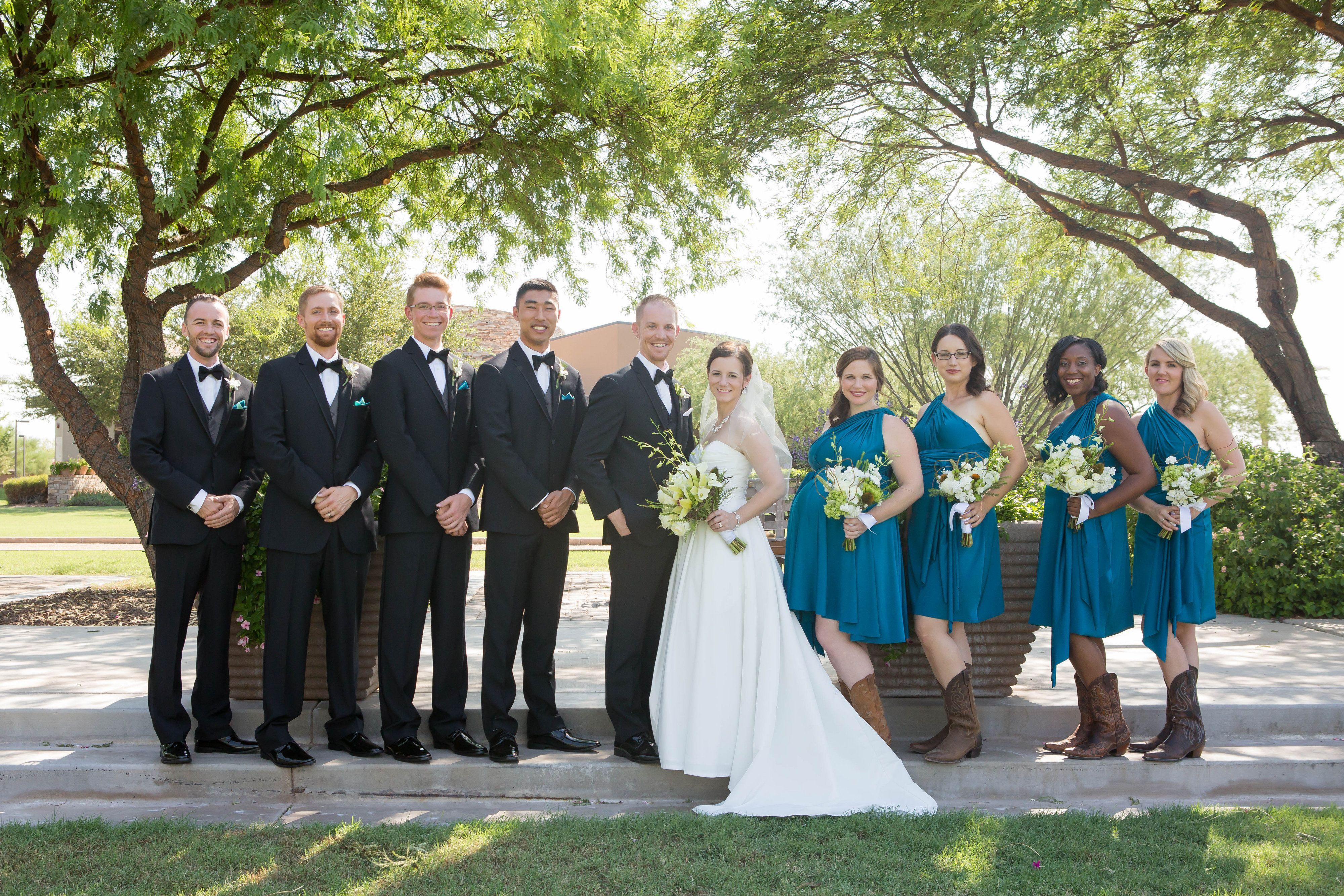 Trilogy at vistancia weddings arizona wedding venue blue