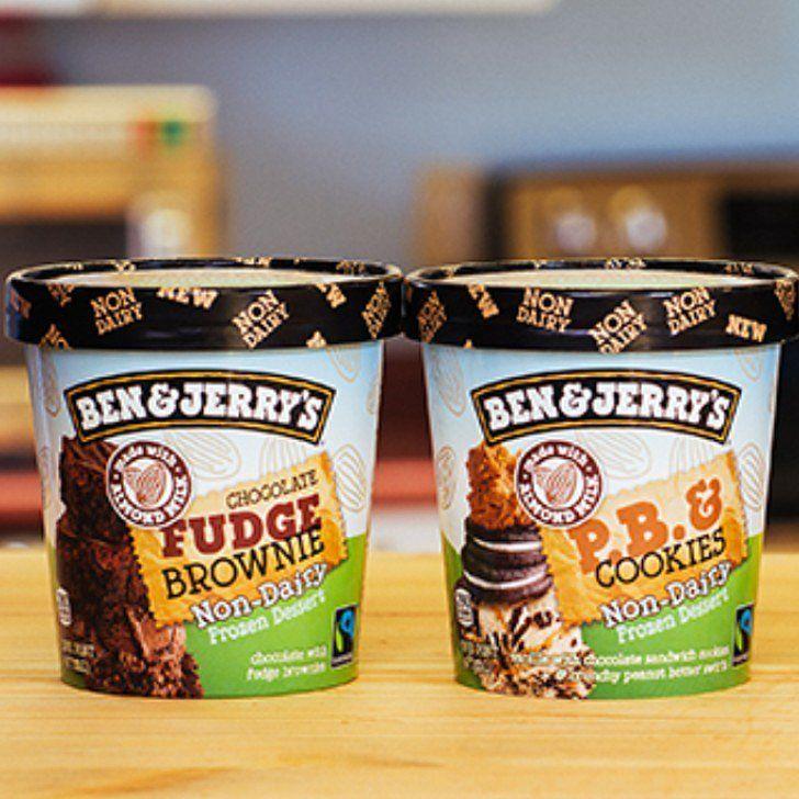 Ben And Jerry S Vegan Ice Cream Flavors Are Finally Here Vegan Ice Cream Popsugar Food Ben And Jerrys