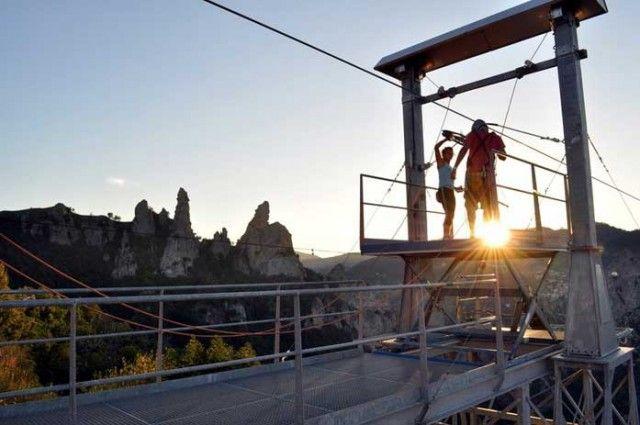 Il Volo dell'Angelo in #Basilicata è marketing turistico, sportivo e rurale #turismo