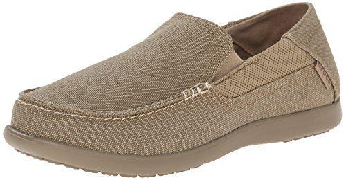 stunning crocs Men's Santa Cruz 2 Luxe Loafer