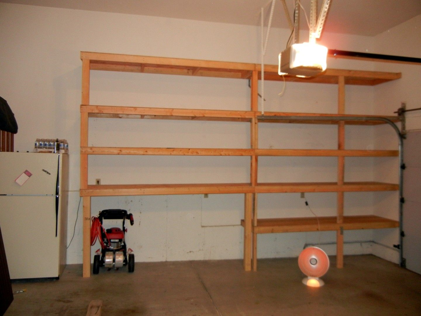 Garage Shelves organization diysisters.com | DIY Sisters Projects ...