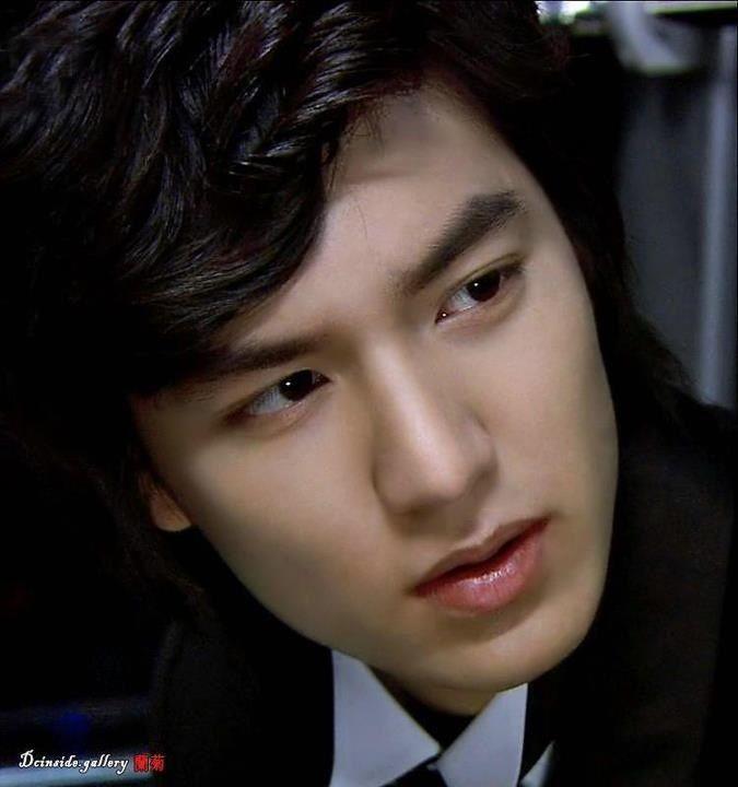 Boys Over Flowers Gu Jun Pyo: Lee Min Ho Young Handsome Lead Korean Actor As GU JUN PYO