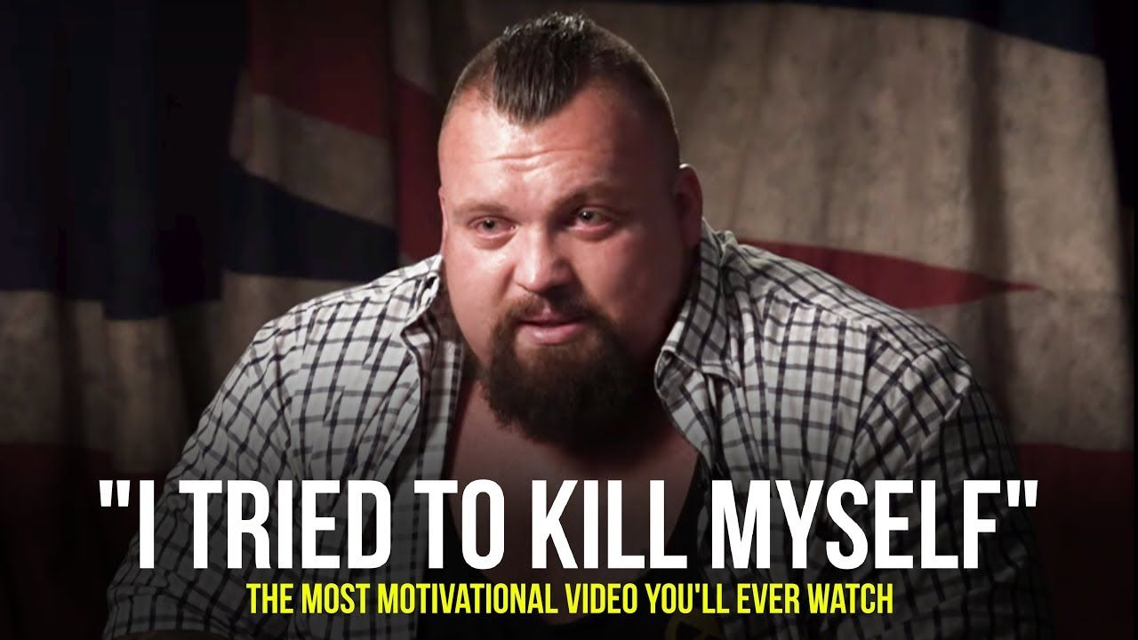 From Nothing To The Strongest Man In History Story Of Eddie Hall