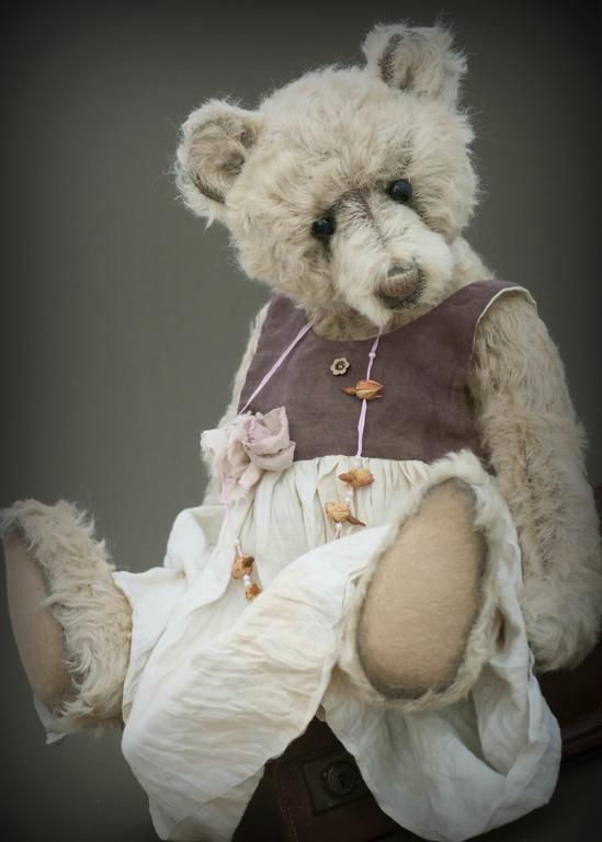 Barnwell Bears at Silly Bears - New and Vintage Collectable Teddy Bears, Aberdeen, Scotland