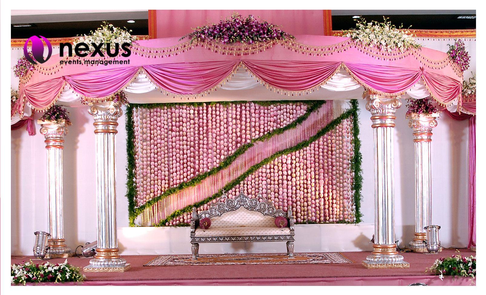 Stage Decoration On Pinterest Wedding Stage Stage