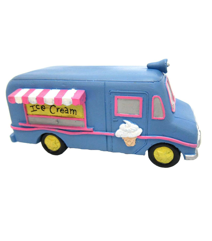Bloom room littles resin ice cream truck