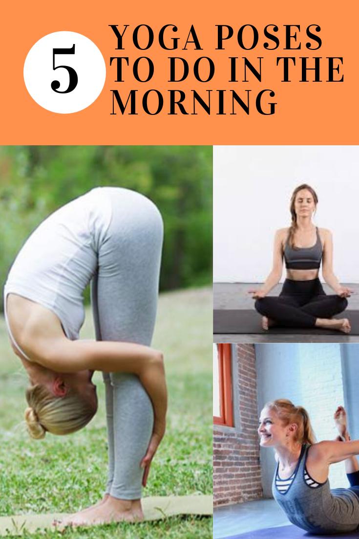 5 Best Yoga Exercises For Beginnners Should Do Everyday Trabeauli Beginner Yoga Workout Yoga Poses Yoga Fitness