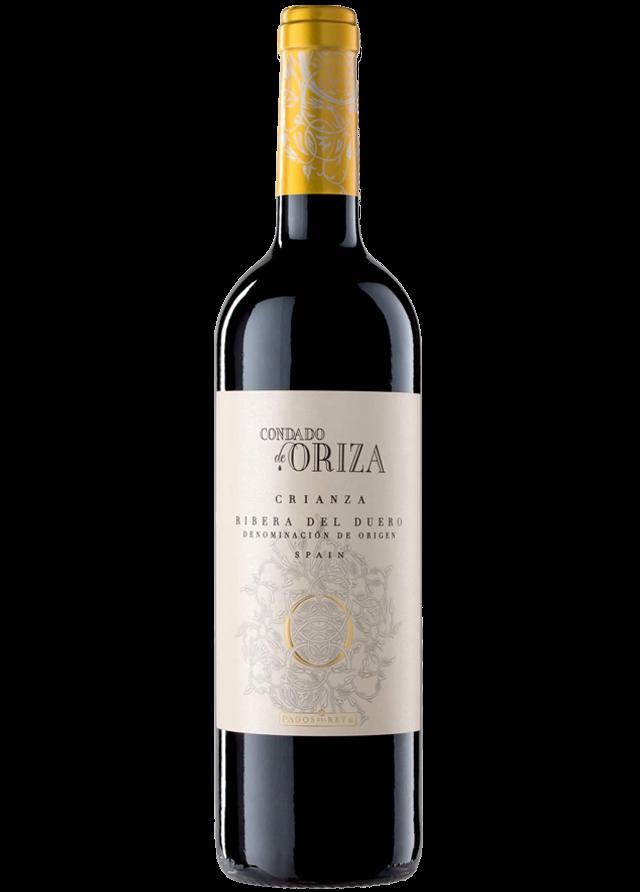 Condado De Oriza Crianza Vino De España Botellas De Vino Vinos