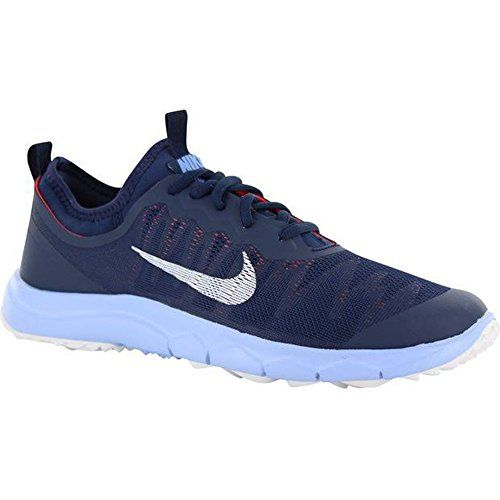 0eea7581506ceb Nike 2016 FI Bermuda Womens Golf Shoes Midnight NavyChalk BlueWhite 105 M  US -- Read more reviews of the product by visiting the link on the image.