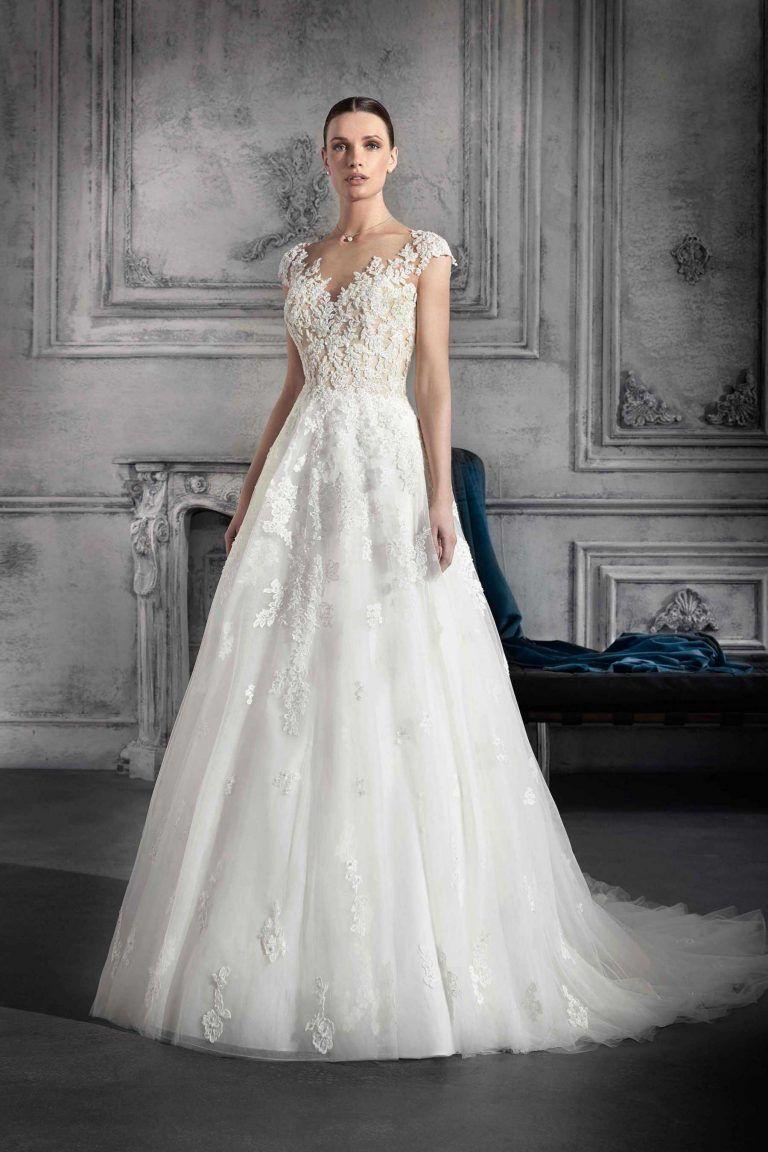 Demetrios wedding dress style front Νυφικά pinterest