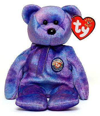 3b70bda9fab Clubby IV (BBOC) - Bear - Ty Beanie Babies