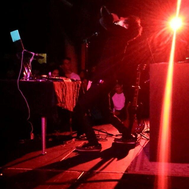 Kero Kero Bonito, Parks Burton & Meishi Smile performed on Wednesday at Lyric Theatre