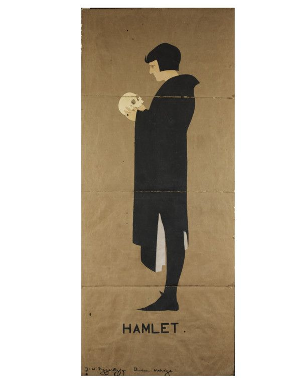 beggarstaff Brothers - Hamlet | Vintage Style Design and ...