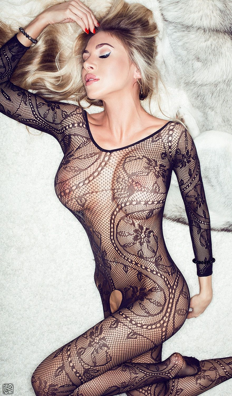 pinchile on sexy babes | pinterest | lingerie, fishnet and