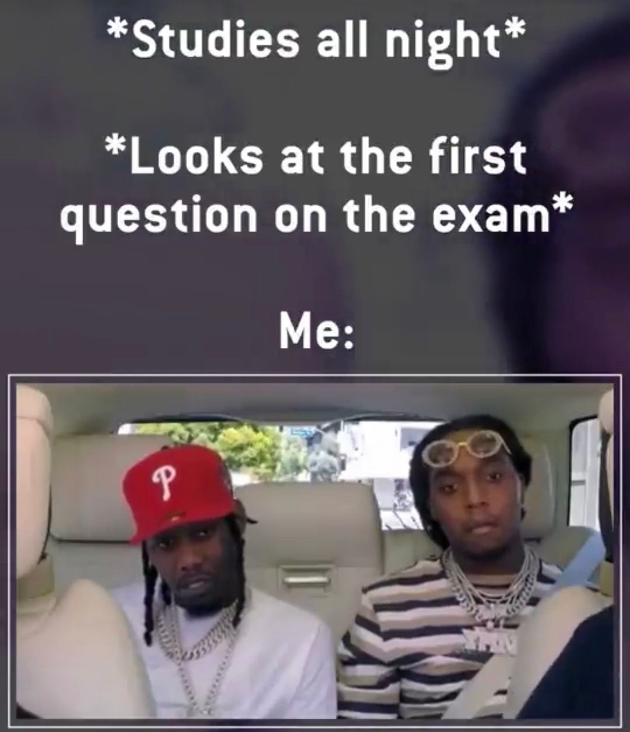 Me At Chemistry Exam Exams Funny Exams Memes Science Memes