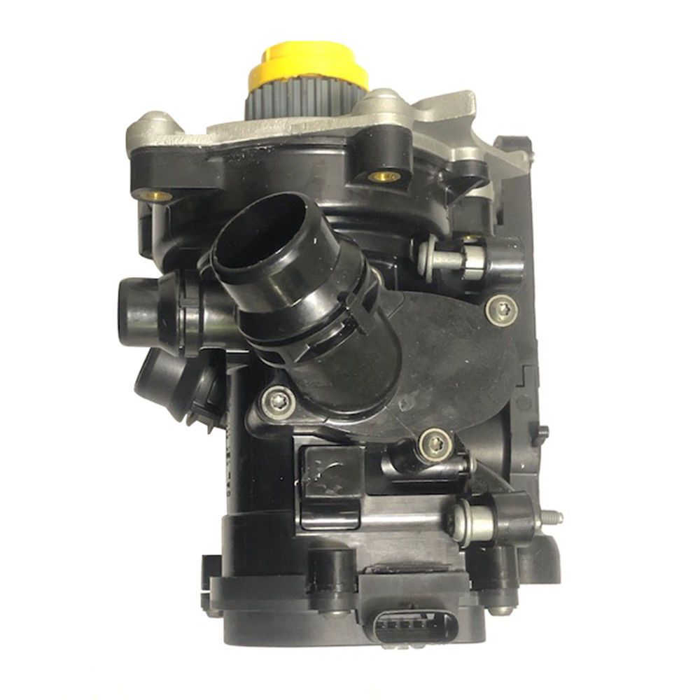 New Water Pump Thermostat Housing Assembly For Vw Golf Audi A3 A4 Tt 06l121011a Water Pumps Cars Trucks Parts And Accessories